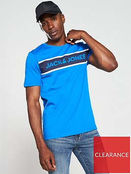 jack-jones-chest-stripe-logo-print-t-shirt-blue