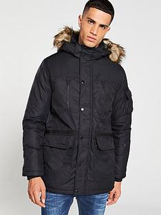 jack-jones-globe-parka-jacket-black
