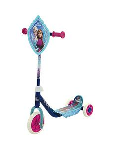 Disney Frozen Premium Deluxe Tri-Scooter