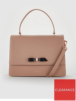 ted-baker-joaan-bow-detail-leather-lady-bag-taupe