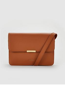 ted-baker-jiliann-leather-adjustable-handle-shoulder-bag-tan