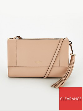 ted-baker-natalei-leather-tassel-detail-crossbody-bag-taupe