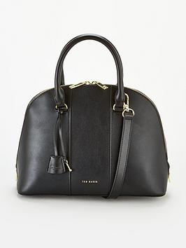 ted-baker-kaitiee-dome-tote-bag-black