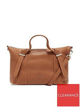 ted-baker-olmia-knotted-handle-small-leather-tote-bag-tan