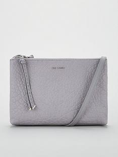 ted-baker-opelle-knotted-handle-leather-cross-body-bag-light-grey