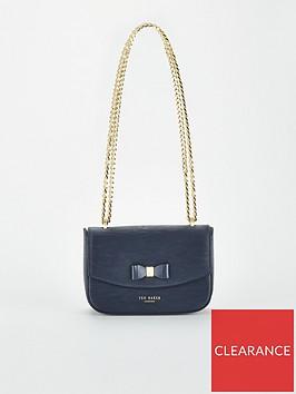 ted-baker-daissy-bow-mini-shoulder-bag-dark-blue
