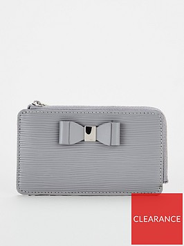 ted-baker-blueb-bow-detail-credit-card-holder-mid-grey