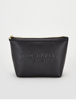 ted-baker-large-nance-trapeze-wash-bag-black