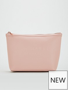 ted-baker-large-nance-trapeze-wash-bag-pink