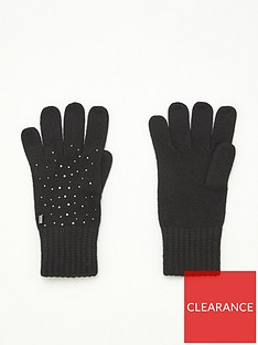 ted-baker-lysina-hotfix-gloves-black