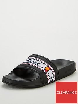 ellesse-filippo-tp-slide-blackwhitenbsp