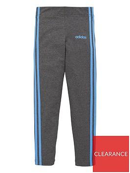 adidas-core-junior-3-stripe-legging