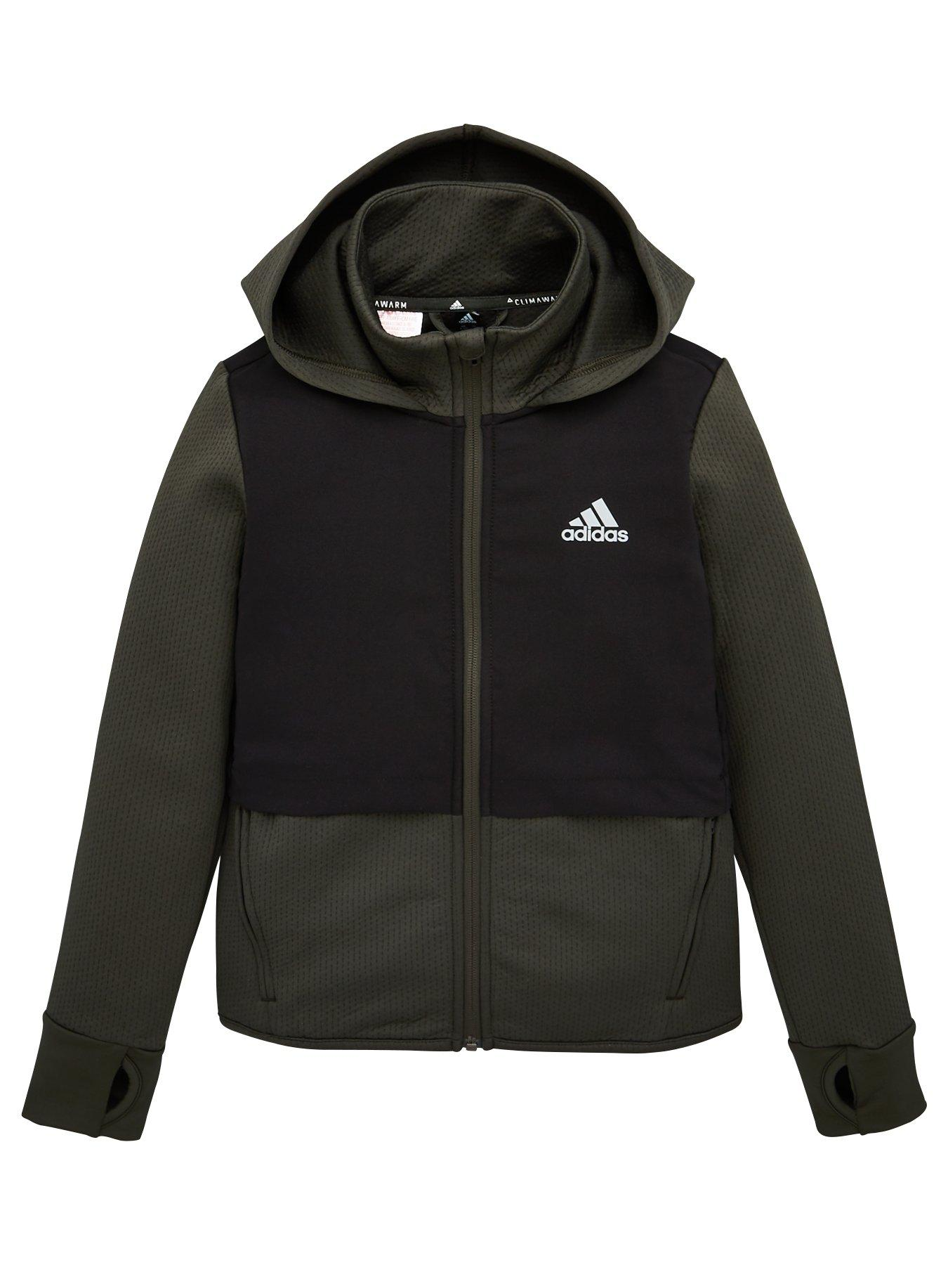 Adidas Originals Mens GSG9 Full Zip Hoodie Hoody Jacket Free Tracked Post XS /& S