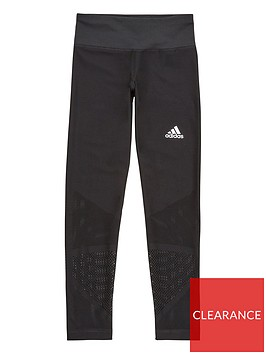 adidas-adidas-junior-training-mesh-patterned-leggings