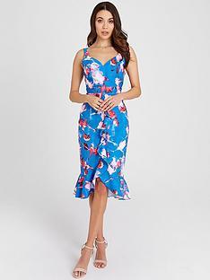 little-mistress-floral-printed-wrap-dress-multi