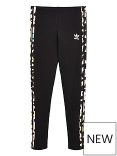 adidas-originals-girls-lz-leggings-black