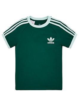 adidas-originals-3-stripes-t-shirtnbsp--green