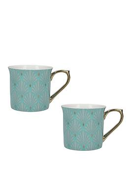 va-scallop-shells-turquoise-palace-mugs-ndash-set-of-2