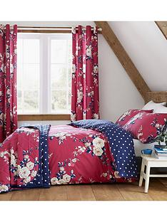 catherine-lansfield-canterbury-easy-care-duvet-cover-set-raspberry