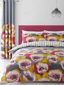 catherine-lansfield-modernist-poppy-duvet-cover-set