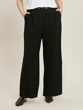 evans-linen-wide-leg-trouser