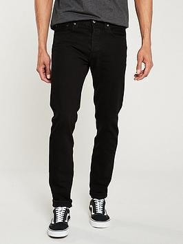 levis-slim-taper-jean-black