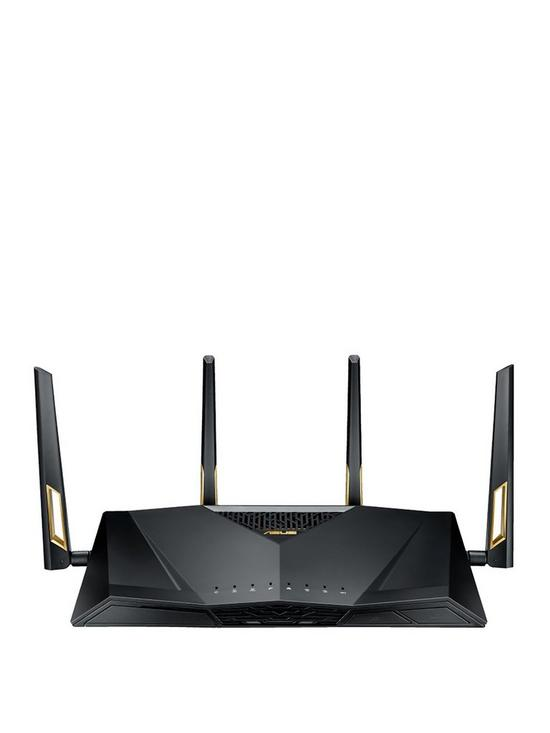AX6000 Dual Band Wireless AIMesh Gigabit gaming Router