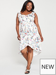 696516799bb6 Plus Size Dresses | Shop Plus Size Party Dresses | Very.co.uk