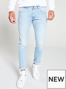 5c60cb35 Wrangler Bryson Skinny Fit Jeans - Light Wash