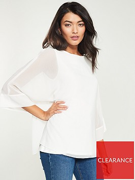 wallis-slash-neck-overlayer-top-ivory