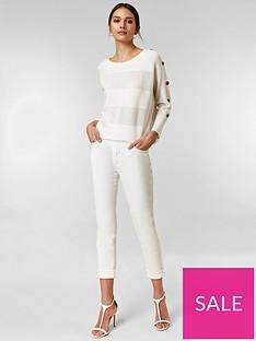 wallis-petite-scarlett-roll-up-skinny-jeans-white