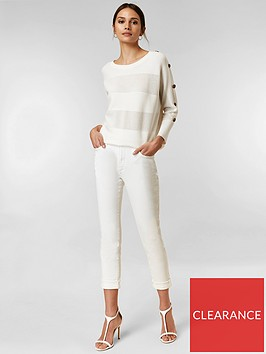 wallis-petite-scarlett-roll-up-skinny-jeans-white
