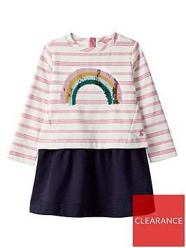 joules-girls-lucy-reversible-sequin-sweater-dress-multi