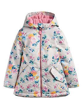 joules-girls-raindrop-floral-rain-coat-grey
