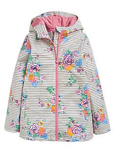 joules-girls-raindance-floral-stripe-rubber-coat-cream