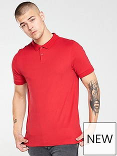 v-by-very-collar-detail-jersey-polo-shirt-red