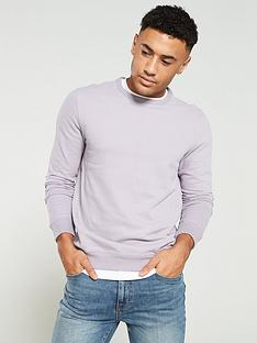 v-by-very-essentials-crew-neck-sweater-lilac
