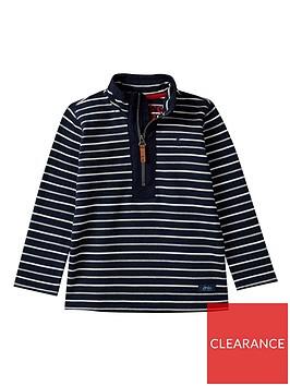 joules-boys-dale-stripe-half-zip