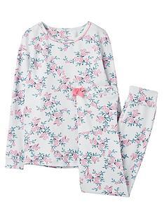 joules-girls-sleepwell-floral-pyjama-set-blue