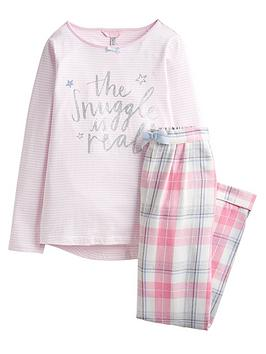 joules-girls-neoma-snuggle-pyjama-set-pink