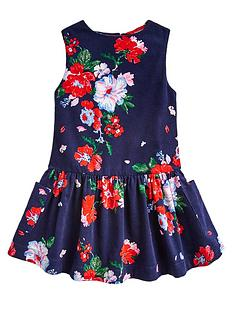 joules-girls-lauren-floral-cord-dress-navy