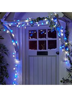 100-blue-and-white-led-indooroutdoor-christmas-star-lights