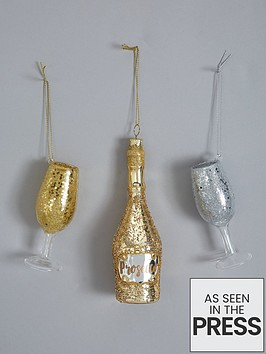 prosecco-bottle-and-glasses-christmas-tree-bauble-set
