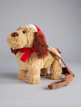 animated-christmas-walking-dog