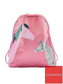 joules-girls-horses-active-drawstring-bag-pink