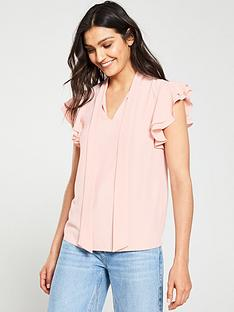 v-by-very-sleeveless-pussybow-blouse-blushnbsp