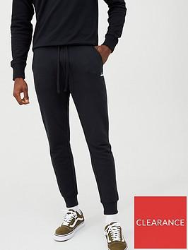 diadora-5palle-joggers-black
