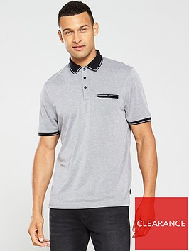 ted-baker-flat-knit-soft-touch-polo-shirt-grey