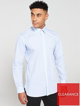 ted-baker-hexagon-micro-pattern-endurance-shirt-blue