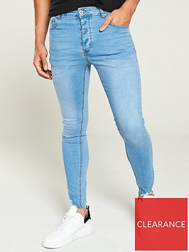 kings-will-dream-carlton-cropped-denim-jeans-light-wash